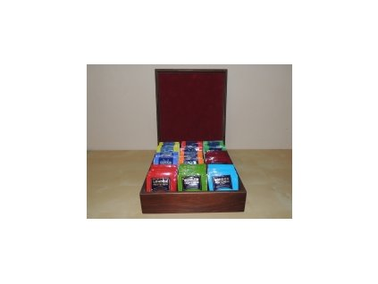 LONDON FRUIT&HERB dárkový box s čaji 90 ks
