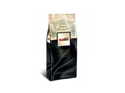 Molinari QUALITA GOURMET 100% Arabica  zrnková káva 1 kg