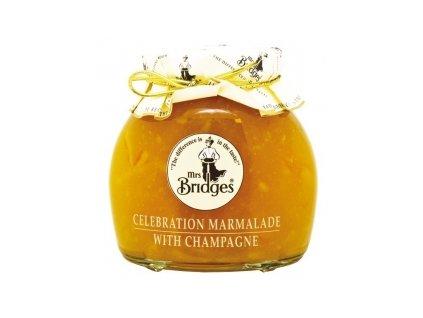 Mrs.Bridges - zavařenina Pomeranč se šampaňským 340g