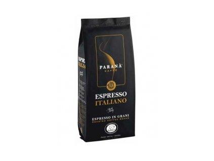 PARANÁ Caffe  Espresso Italiano zrnková káva 1 kg