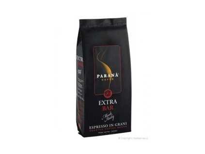 PARANÁ Caffe  Extra Bar zrnková káva 1 kg