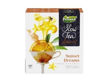 Pickwick Slow Tea Rooibos Dreams 25 ks