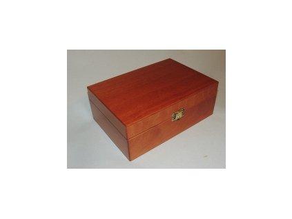 RIDGWAYS dřevěná dárková krabice 60 ks čajů