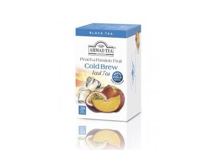 Ahmad Tea London Iced Tea Broskev s Passion Fruit 20 ks