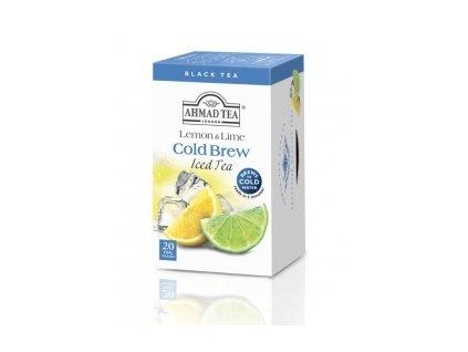 Ahmad Tea London Iced Tea Citron s limetkou 20 ks