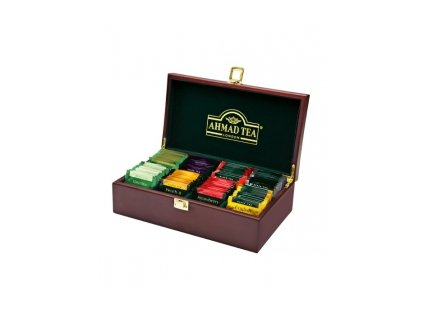 Ahmad Tea London Tea Keeper dárkový box 80 ks