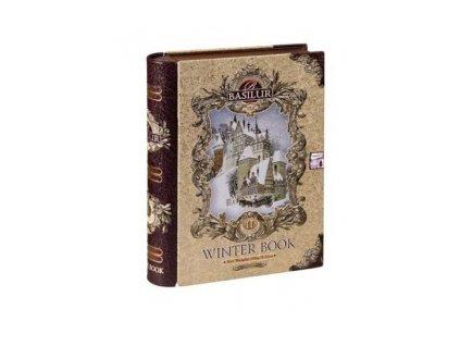 Čaj BASILUR zlatá kniha sypaný čaj 100g
