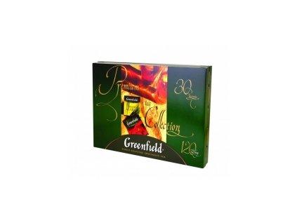 Čaj Greenfield-dárková kolekce 120 ks čajů