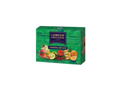 ČAJ LONDON FRUIT&HERB Orientall Collection  30 ks