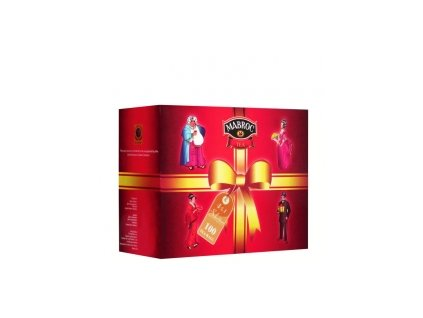 Čaj MABROC  dárková kazeta Special Moments 100 ks