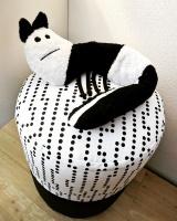 Ikea hračky milují sedák PILL