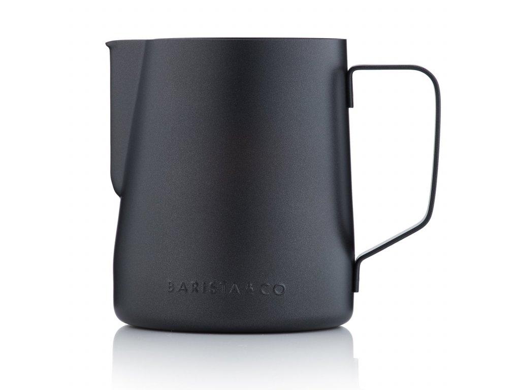 Core Milk Jug Black 600ml 1800x1800