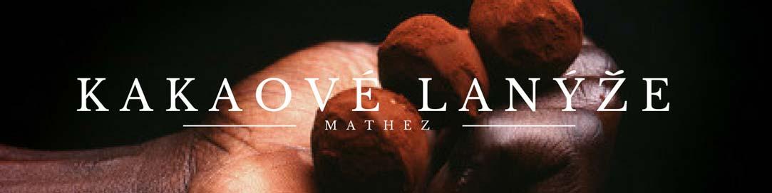 Kakaové lanýže Mathez