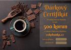 Dárkové certifikáty