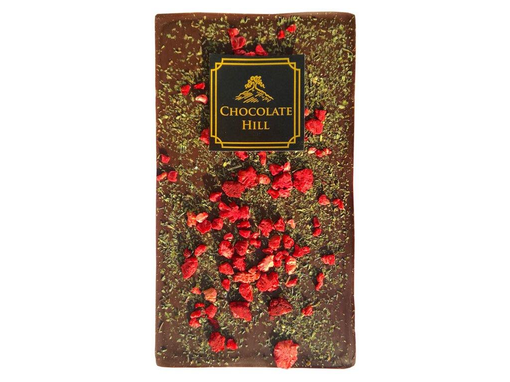 chocolate hill cokolada tmava maliny mata cokobanka cz 768