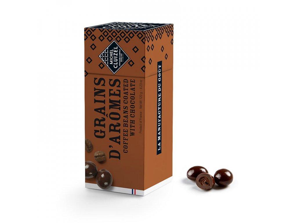 MC 12737 michel cluizel kava v cokolade