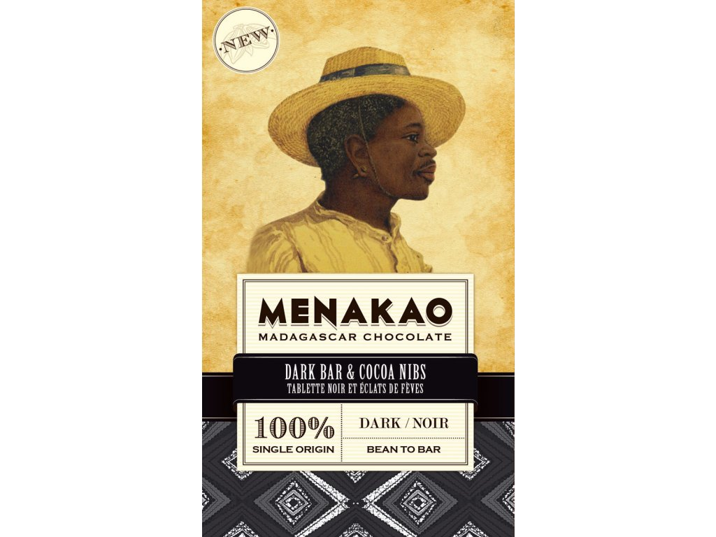MKTC16 menakao cokolada 100 kakaonibs