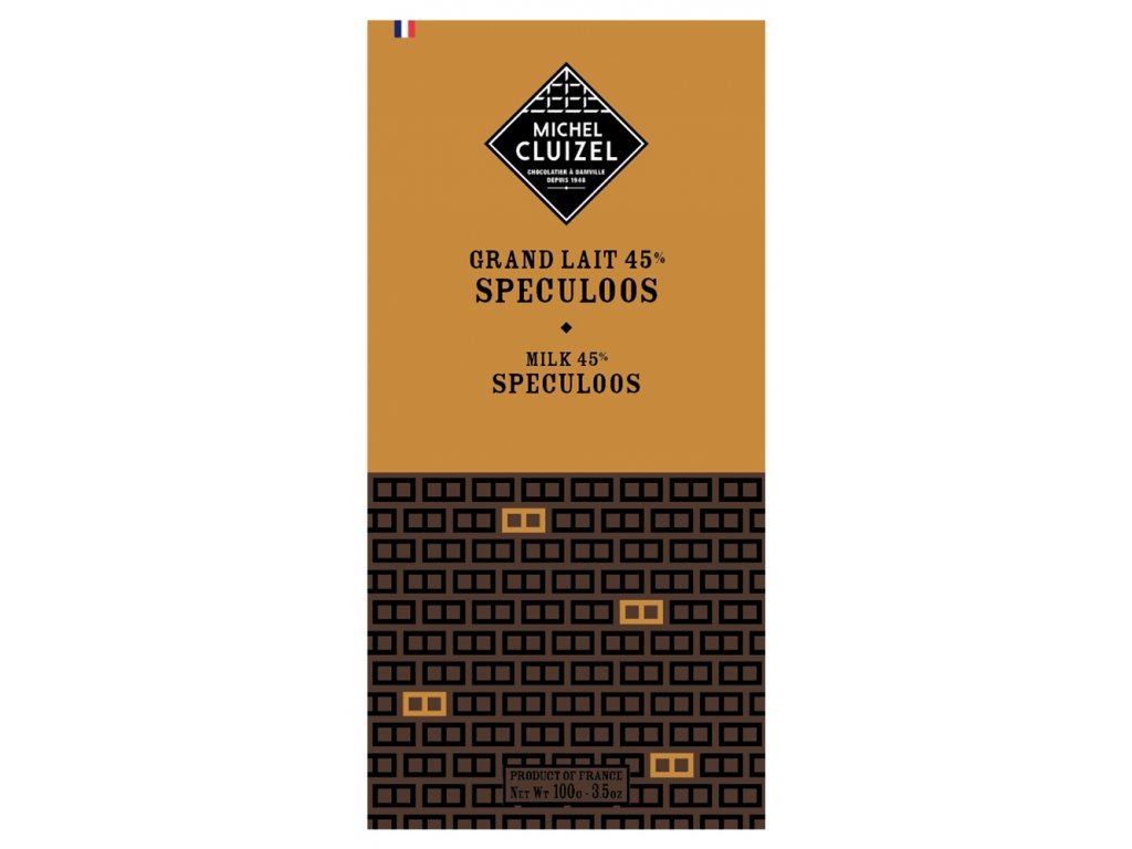 michel-cluizel-cokolada-lait-speculoos.cokobanka.cz
