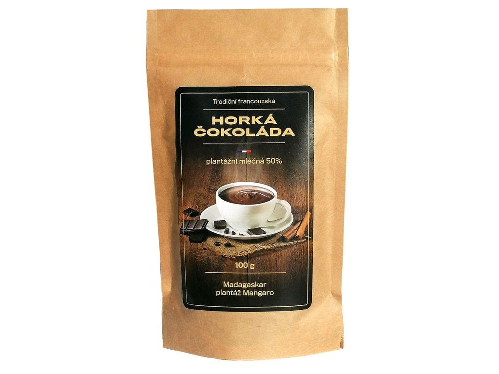 michel cluizel horka cokolada mlecna Mangaro 100g cokobanka cz 768