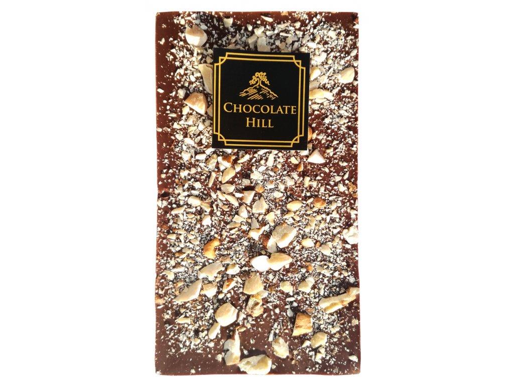 chocolate hill cokolada mlecna vlasske orechy mandle cokobanka cz 1000