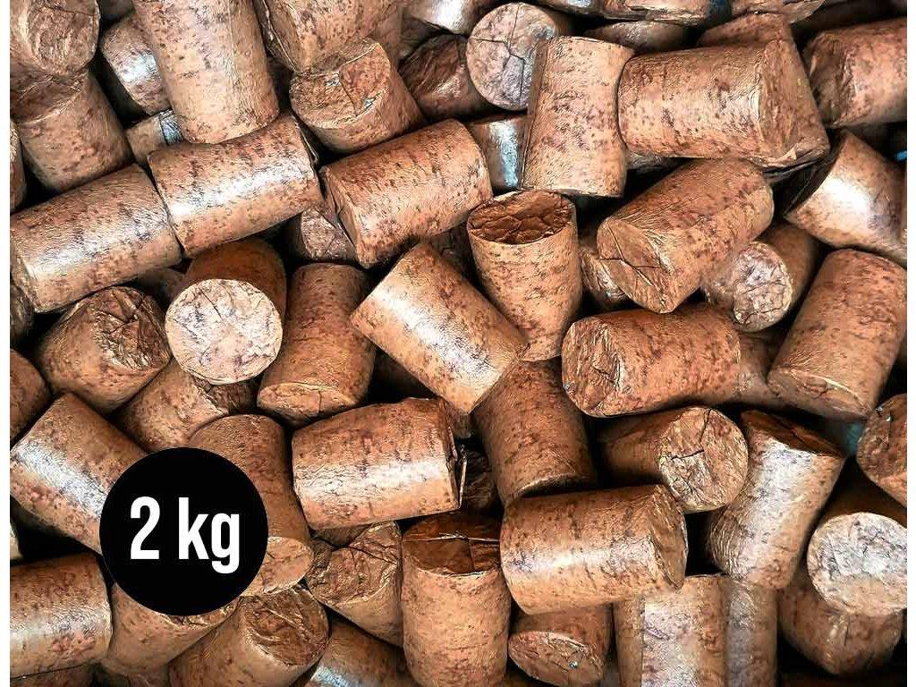 Michel cluizel spunty pralinky krabice 2kg barva orez 1003