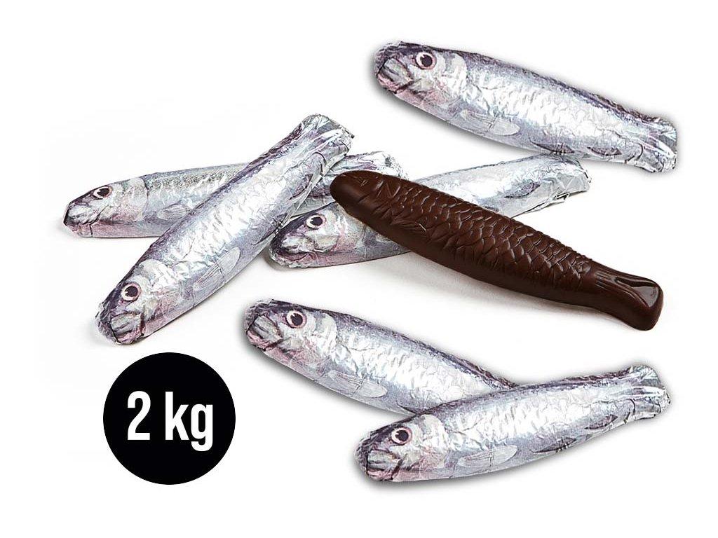michel cluizel cokolada sardinka tmava 2kg cokobanka cz 1024