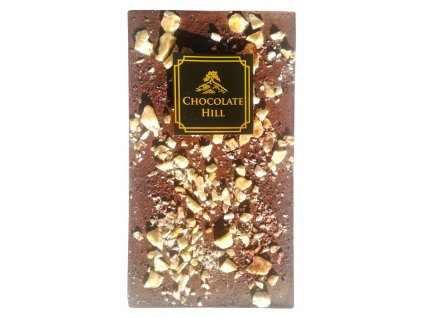 chocolate hill cokolada mlecna s bananem aronii cokobanka cz 1000