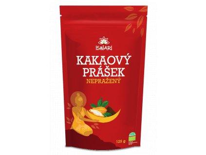 iswari exotica kakaovy prasek 125