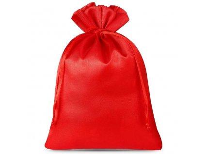 SOS21 sacek saten cerveny