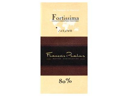francois pralus cokolada fortissima 80 cokobanka cz 600