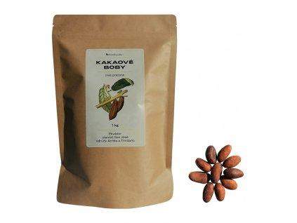 cokobanka gurecky kakaove boby ekvador 1kg kolaz cokobanka cz 768