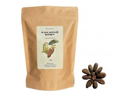 cokobanka kakaove boby nikaragua 1kg kolaz cokobanka cz 768