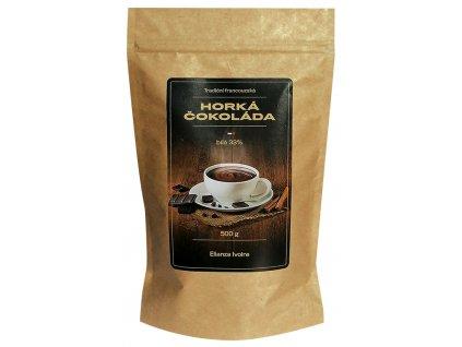 michel cluizel horka cokolada Elianza bila 500g cokobanka cz 768