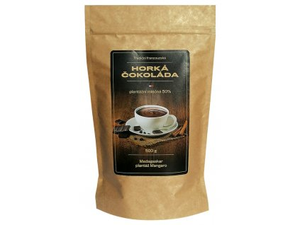michel cluizel horka cokolada mlecna Mangaro 500g cokobanka cz 768