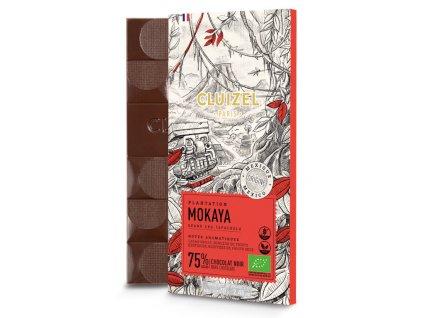michel cluizel cokolada mokaya bio noir 75 cokobanka 768