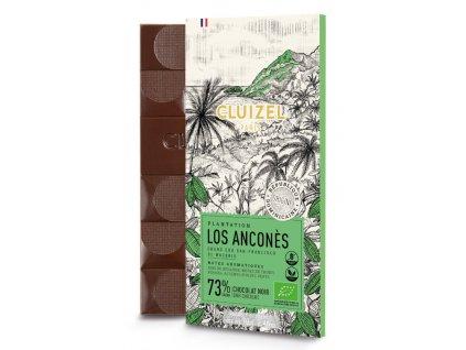 michel cluizel cokolada los ancones bio noir 73 cokobanka 768