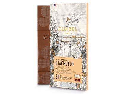 michel cluizel cokolada riachuelo lait 51 cokobanka 768
