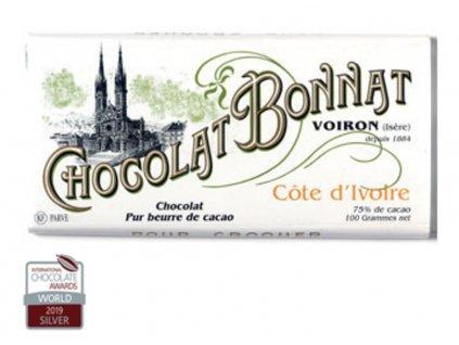 Bonnat cokolada Cote Ivoire 75 cokobanka cz 1024