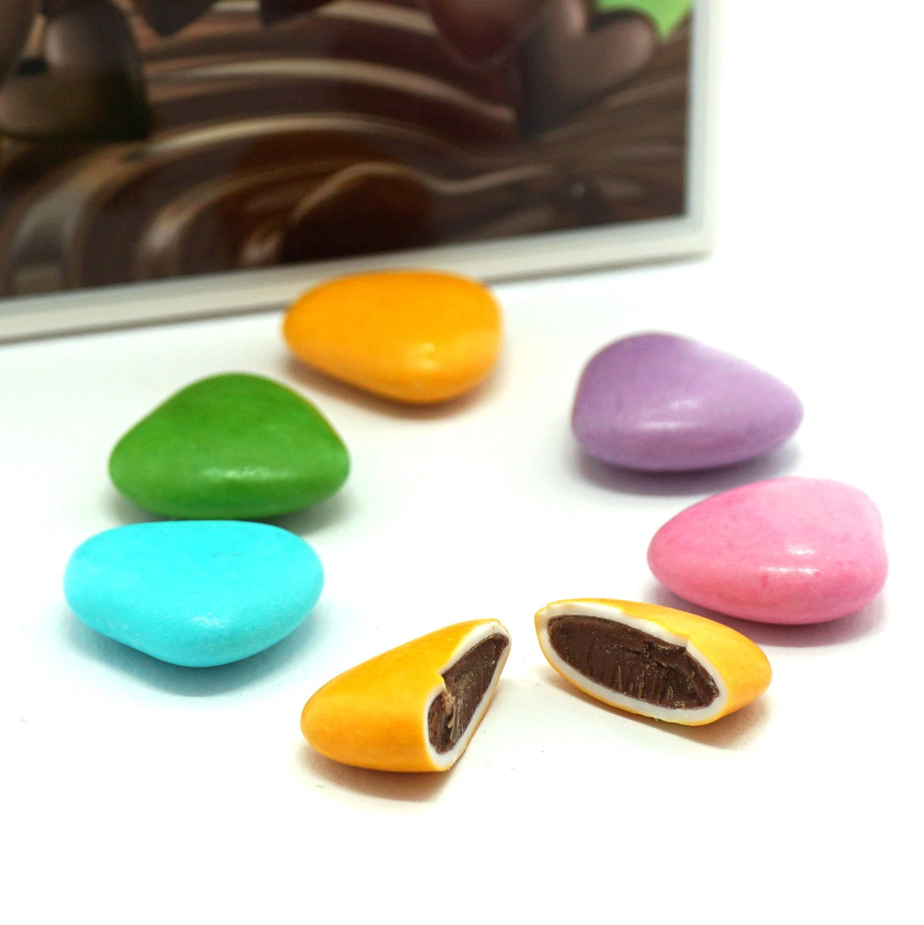 Čokoláda (bez ořechů)