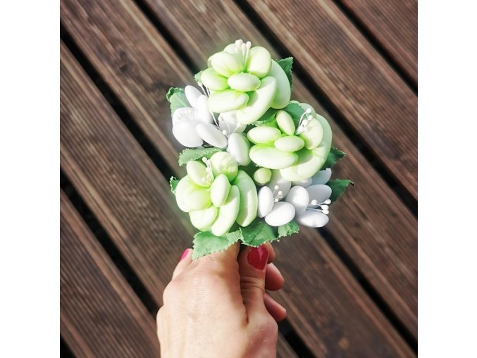 Svěží kytice