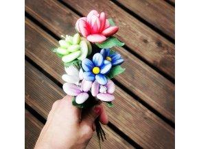 Něžná kytice