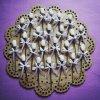 Svatební vývazky s mandlí - na objednávku