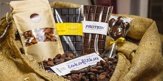 No pain, no gain obalené v čokoládě?