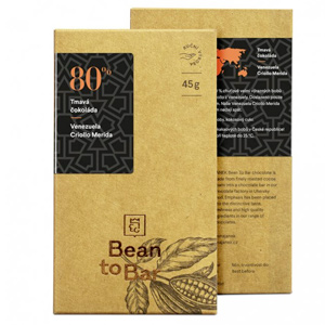 Bean to bar čokoláda
