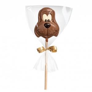 Čokoládová lízátka