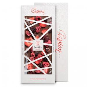 Čokoláda řady Passion