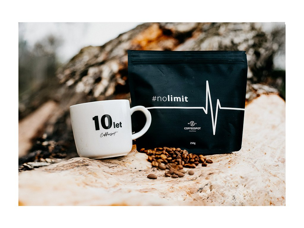 coffeespot no limit kava spoluprace lokalni cokoladovna janek