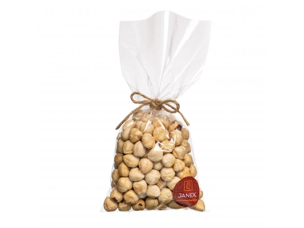 liskove orechy blansirovane cokoladovna janek