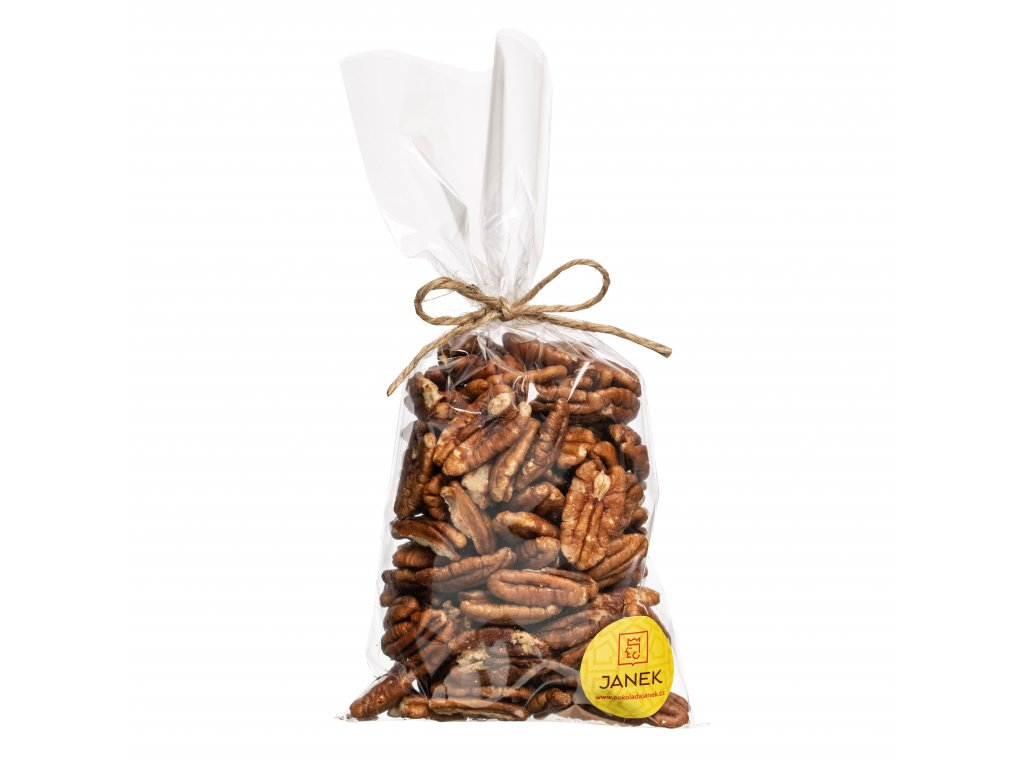pekanove orechy cokoladovna janek