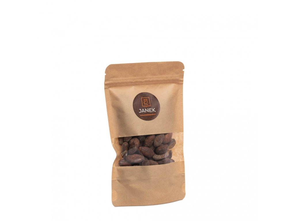 kakaove boby criollo prazene 100g cokoladovna janek.jpg